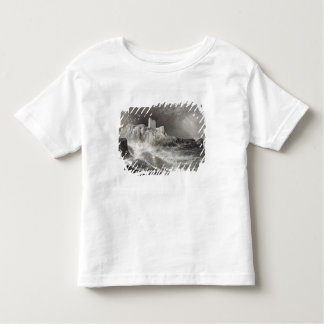 Turnbury Castle, engraved by S. Bradshaw Toddler T-Shirt