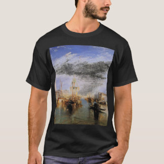 turner, j m w - the grand canal - venice T-Shirt
