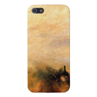Turner Rain Speed Steam iPhone 5 Cover