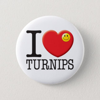 Turnips 6 Cm Round Badge