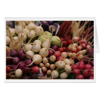 Turnips Card