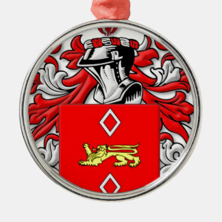 Turnmire Coat of Arms Christmas Tree Ornament