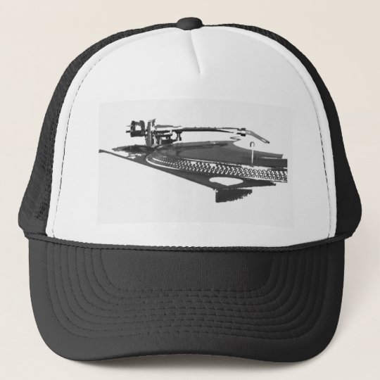 turntable hat