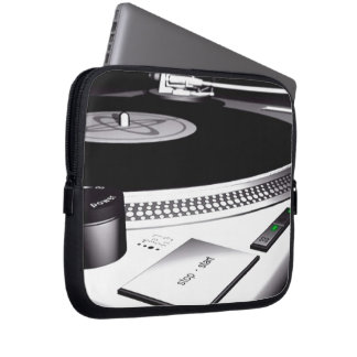 Turntable Laptop Computer Sleeves