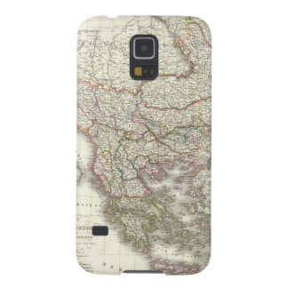 Turquie d'Europe, Grece - Turkey and Greece Galaxy S5 Case
