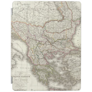 Turquie d'Europe, Grece - Turkey and Greece iPad Cover