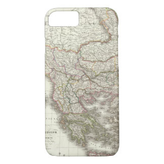 Turquie d'Europe, Grece - Turkey and Greece iPhone 8/7 Case