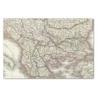 Turquie d'Europe, Grece - Turkey and Greece Tissue Paper