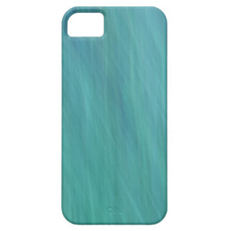 Turquoise abstract barely there iPhone 5 case