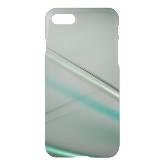 Turquoise abstract collection theme 3 iPhone 8/7 case