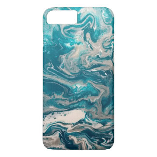 Turquoise Abstract Samsung cellphone cases