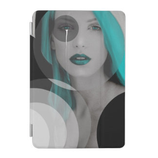 Turquoise Angel iPad Mini Cover