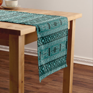 Turquoise Aztec  Southwest Design