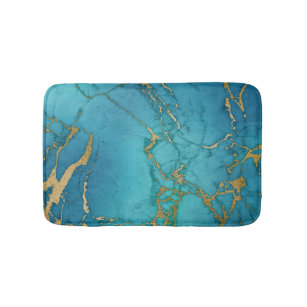 Blue Marble Bathroom Accessories Zazzle Co Uk
