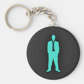 Turquoise Blue-Green SWAG Key Chains