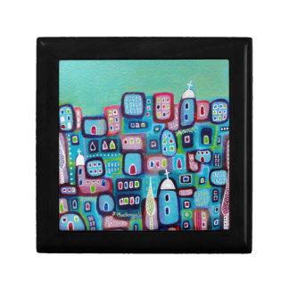 Turquoise City Gift Box