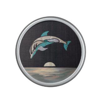 Turquoise Dolphin Bluetooth Speaker