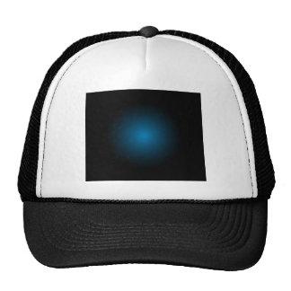 Turquoise Drama Modern Urban Art Products Trucker Hat