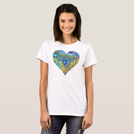 Turquoise Fizz T-Shirt