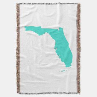 Turquoise Florida Shape