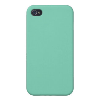 Turquoise Green Case For The iPhone 4