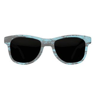 Turquoise Grey Grunge, Washed Out, Cool Sunglasses
