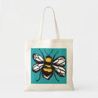 Turquoise Humble Bumblebee Bag