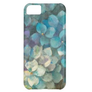 Turquoise Hydrangea iPhone 5C Case