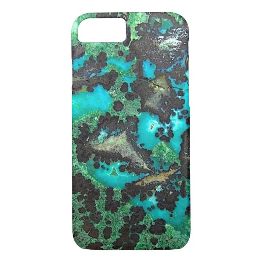"""Turquoise iPhone 7 Case"" iPhone 8/7 Case"
