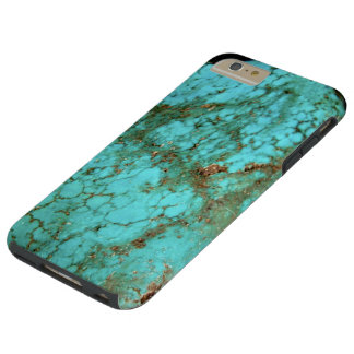 """Turquoise iPhone Case"" Tough iPhone 6 Plus Case"