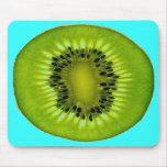 Turquoise Kiwi Mouse Mat