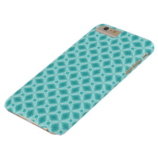 Turquoise leaves - ornament.iPhone / iPad case