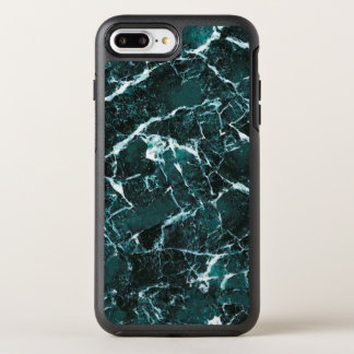 Turquoise Marble OtterBox Symmetry iPhone 8 Plus/7 Plus Case