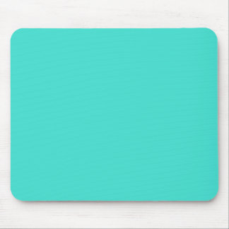 Turquoise Mouse Pad