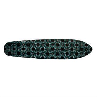 Turquoise Nexus Skateboard Deck