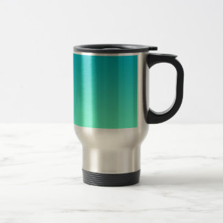 Turquoise Ombre Mug