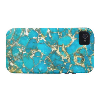 Turquoise Pattern iPhone Case Vibe iPhone 4 Cases