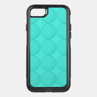 Turquoise Pattern OtterBox Commuter iPhone 8/7 Case