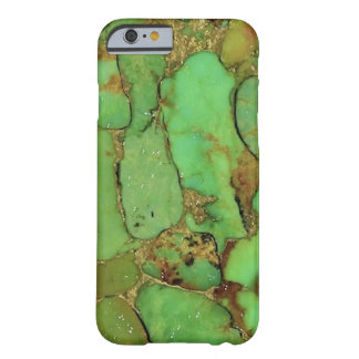 Turquoise Pattern Phone Cover Barely There iPhone 6 Case