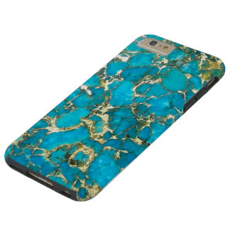 """Turquoise Phone Case"" Tough iPhone 6 Plus Case"