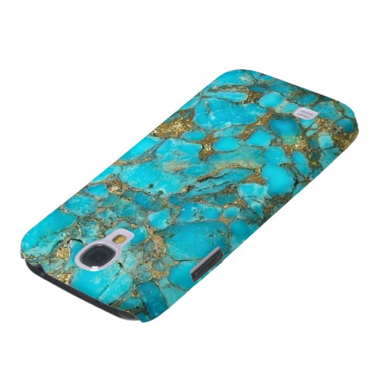 Turquoise  Phone Cover