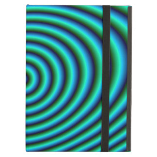 Turquoise Rings Cover For iPad Air