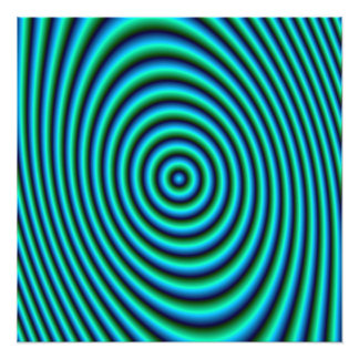 Turquoise Rings Photo Print