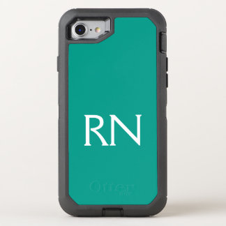 Turquoise RN phone case