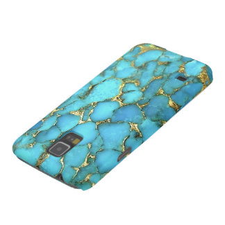 """Turquoise Samsung Galaxy Phone Case"" Case For Galaxy S5"