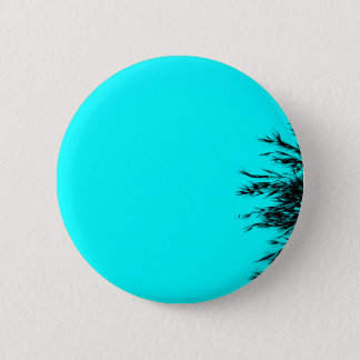 Turquoise Standard, 2¼ Inch Round Button