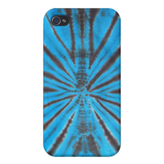 Turquoise storm iPhone 4/4S cover