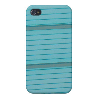turquoise stripes covers for iPhone 4