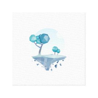 Turquoise Territory Canvas Prints