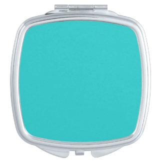 Turquoise Vanity Mirror